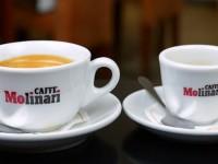 Kawa z expresu Molinari