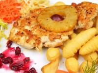 Filet z kurczaka z grilla