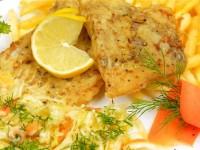 Filet z dorsza smażony wg/wagi